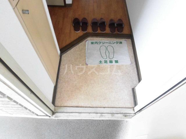 カターラヴィレッヂⅡ 302号室の玄関