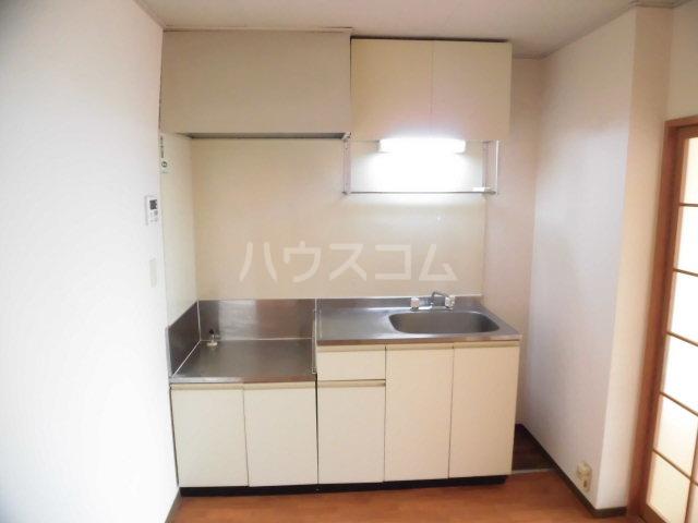 カターラヴィレッヂⅡ 302号室のキッチン