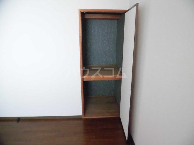 カターラヴィレッヂⅡ 302号室の収納