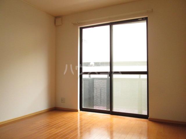 クレール稲城 103号室のバルコニー