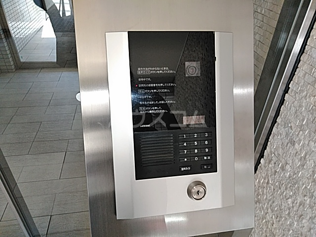 Libert(リベルテ)登戸 405号室のセキュリティ