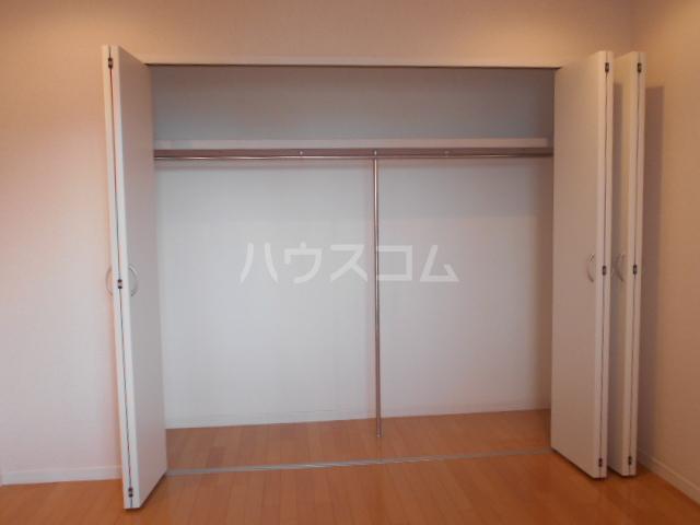 MAX 210号室の収納