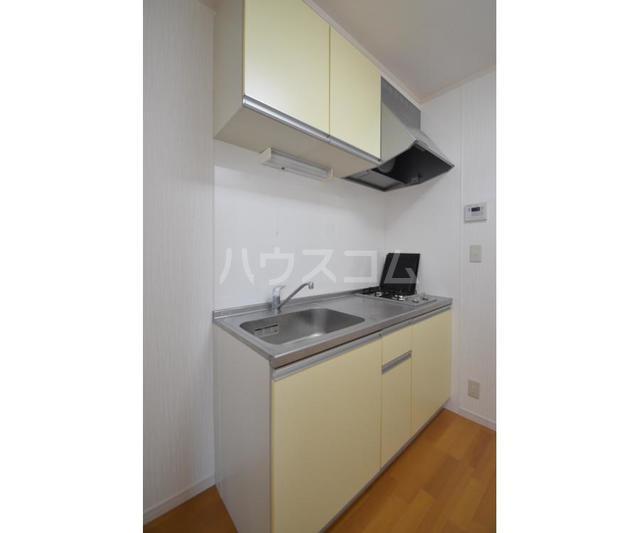 メゾン太陽II 101号室のキッチン