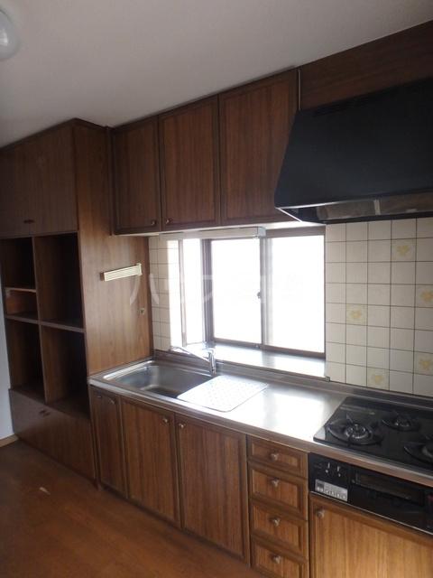 大利根貸住宅のキッチン