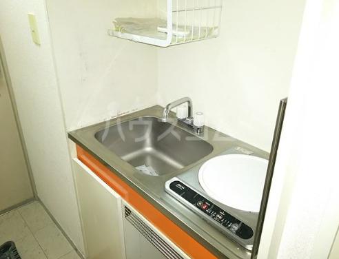 TOP能見台第3 205号室のキッチン