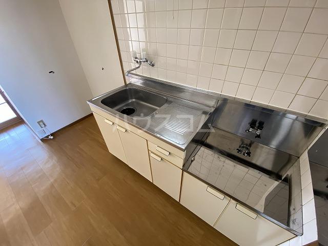 ウッディハウス岩瀬 103号室のキッチン