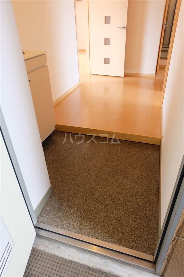 グランビューココ 03010号室の玄関