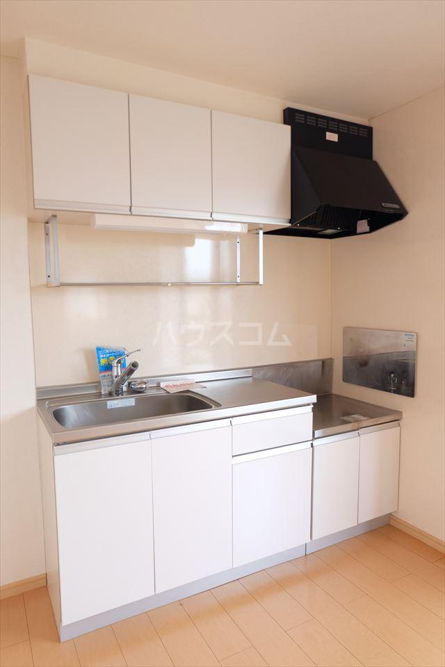 グランビューココ 03010号室のキッチン