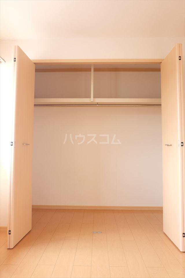 グランビューココ 03010号室の収納