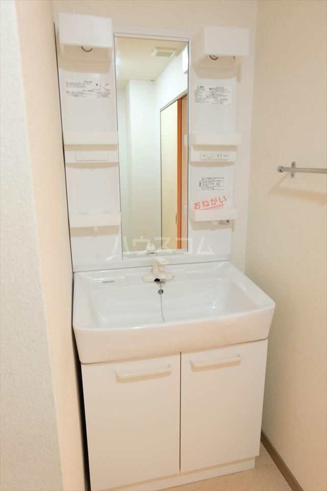 グランビューココ 03010号室の洗面所