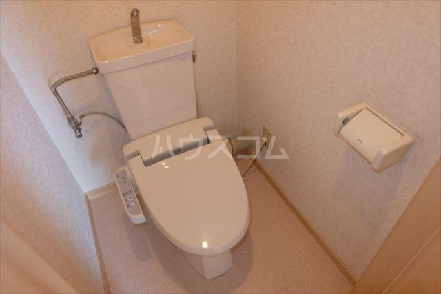 グランビューココ 03010号室のトイレ