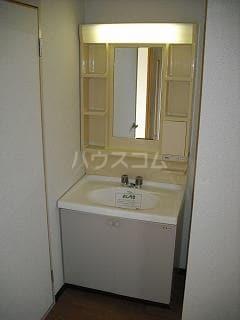 ニューシティパートⅢ 02010号室の洗面所