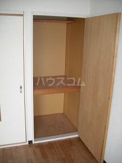 ニューシティパートⅢ 02010号室の収納