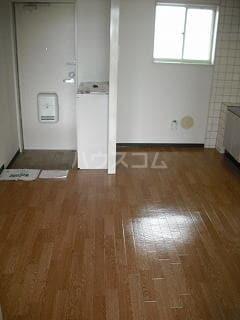 ニューシティパートⅢ 02010号室の玄関