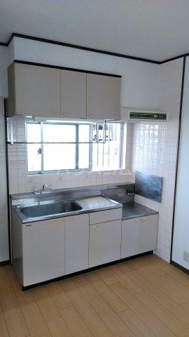 メゾン石原 404号室のキッチン