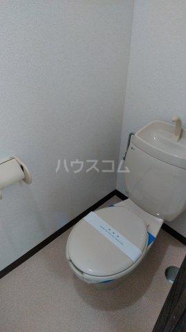 メゾン石原 404号室のトイレ