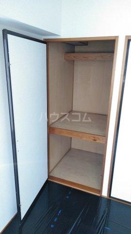 メゾン石原 404号室の収納