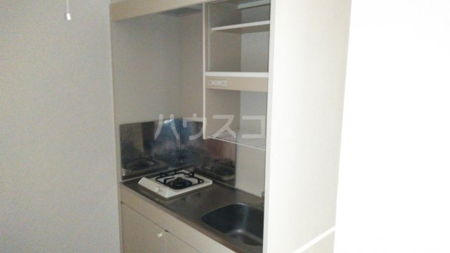 サンパティーク 402号室のキッチン