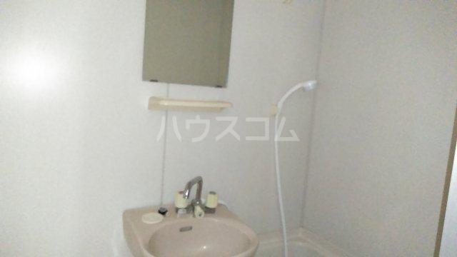 サンパティーク 402号室の洗面所