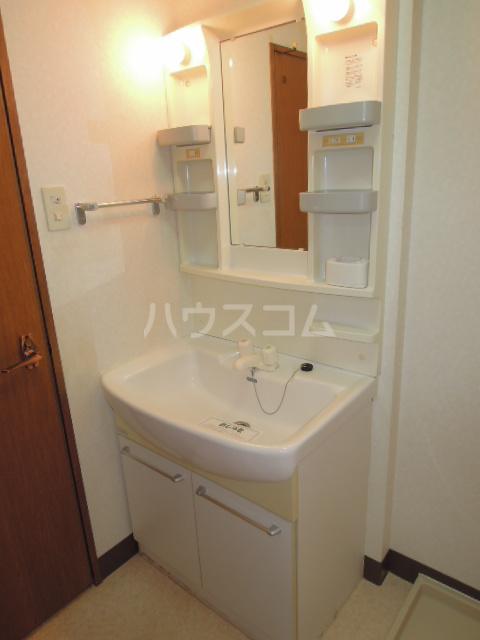 メゾンヘスティア 202号室の洗面所