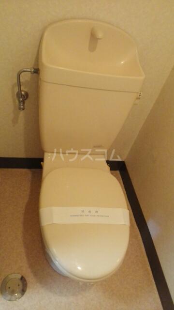 メゾンヘスティア 202号室のトイレ
