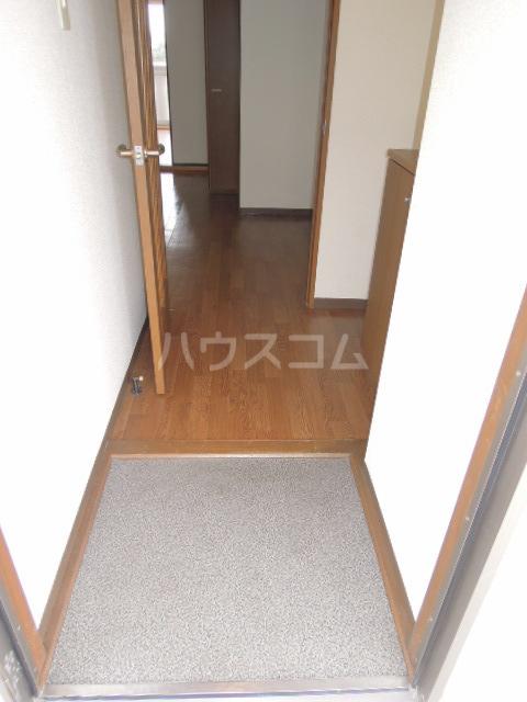 メゾンヘスティア 202号室の玄関