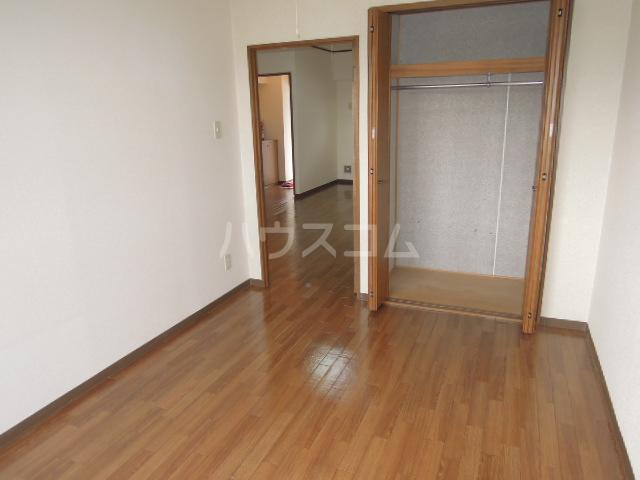 メゾンヘスティア 202号室のベッドルーム