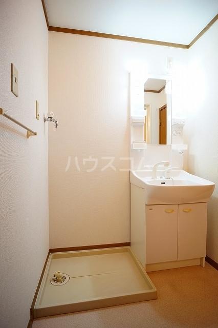 ア・ラ・モードB 01020号室の洗面所