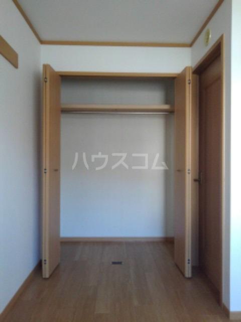 ピュア ミキ B 101号室の収納
