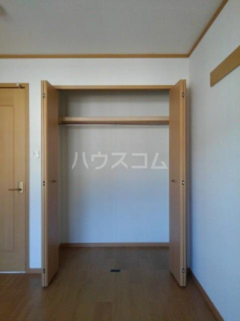 ピュア ミキ B 202号室の収納