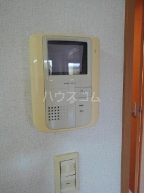 サン ビオラ 01030号室のセキュリティ