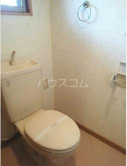 クラシオン ナゴA 303号室のトイレ