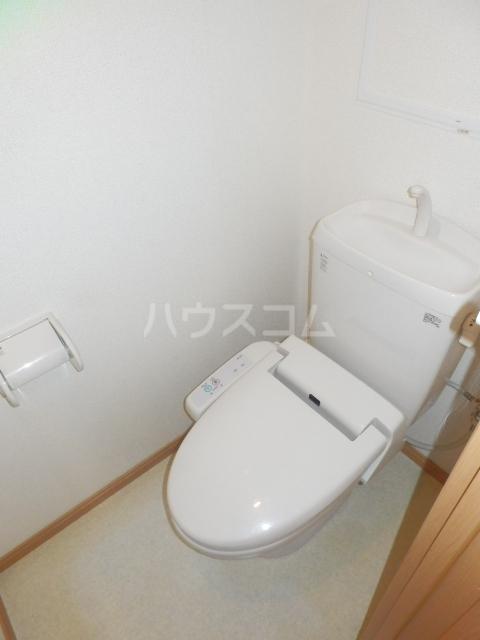 アタラクシア 03200号室のトイレ