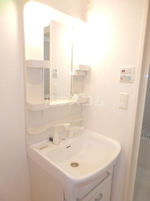 アタラクシア 03200号室の洗面所