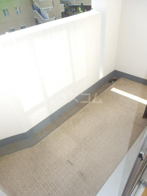 アタラクシア 03200号室のバルコニー