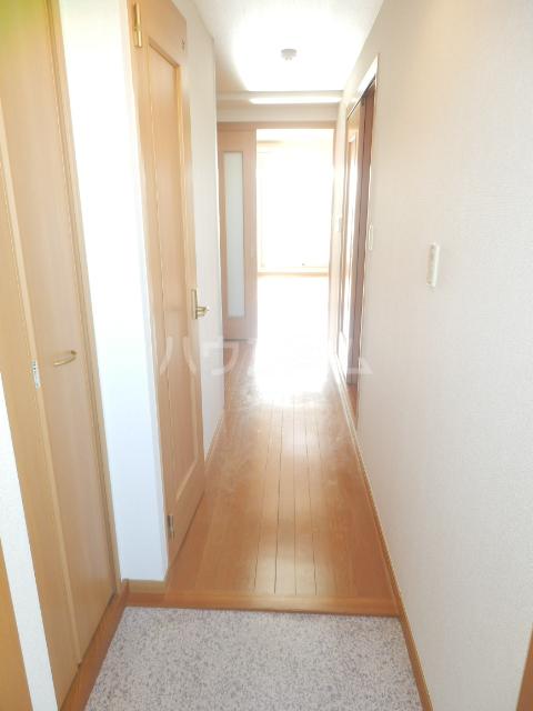 アタラクシア 03200号室の玄関