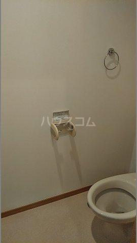 メゾン シリウス 401号室のトイレ