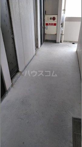 メゾン シリウス 401号室のエントランス