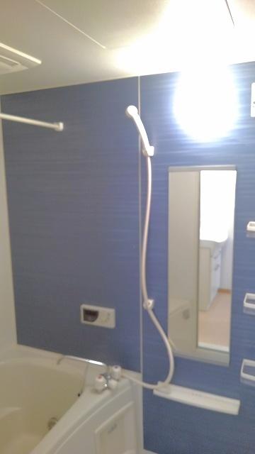 ジェルメⅡ 101号室の風呂
