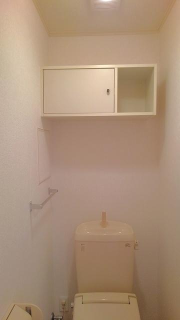 ジェルメⅡ 101号室のトイレ