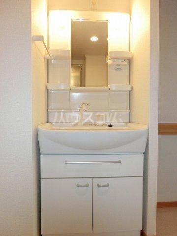 ハーベストヒル 102号室の洗面所