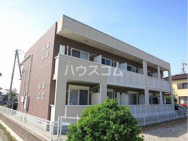 シャロル矢田 105号室のバルコニー
