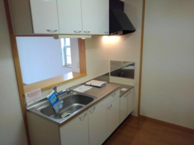 Mステージ天神Ⅱ 02030号室のキッチン
