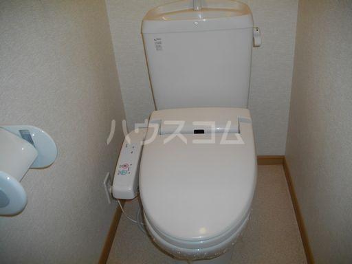 ルクソール新正 Ⅰ 02020号室のトイレ