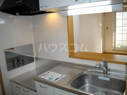 ルクソール新正 Ⅰ 02020号室のキッチン