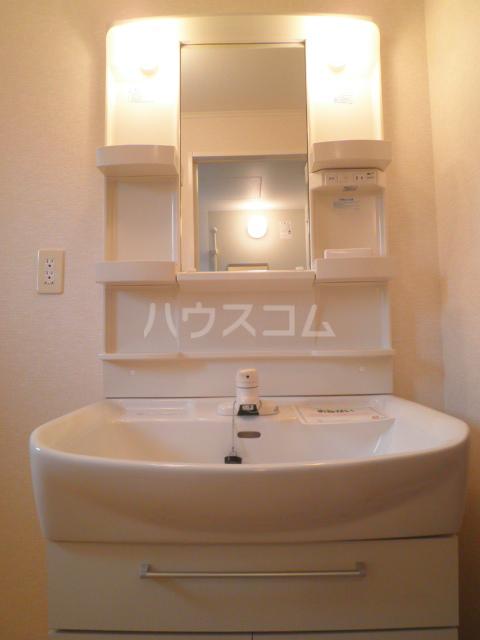 ルクソール新正 Ⅰ 02020号室の洗面所