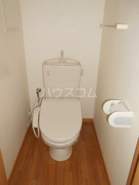 グレイス 204号室のトイレ