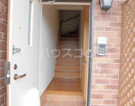 アンジュ 02020号室の玄関
