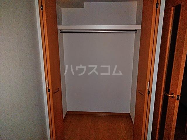 ノーブル・コーケ・横浜 404号室の収納