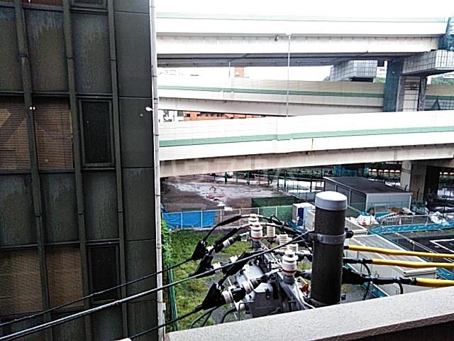 ノーブル・コーケ・横浜 404号室の景色